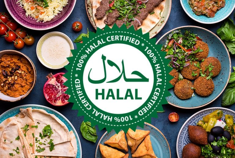 Halal Food Superfood Asia