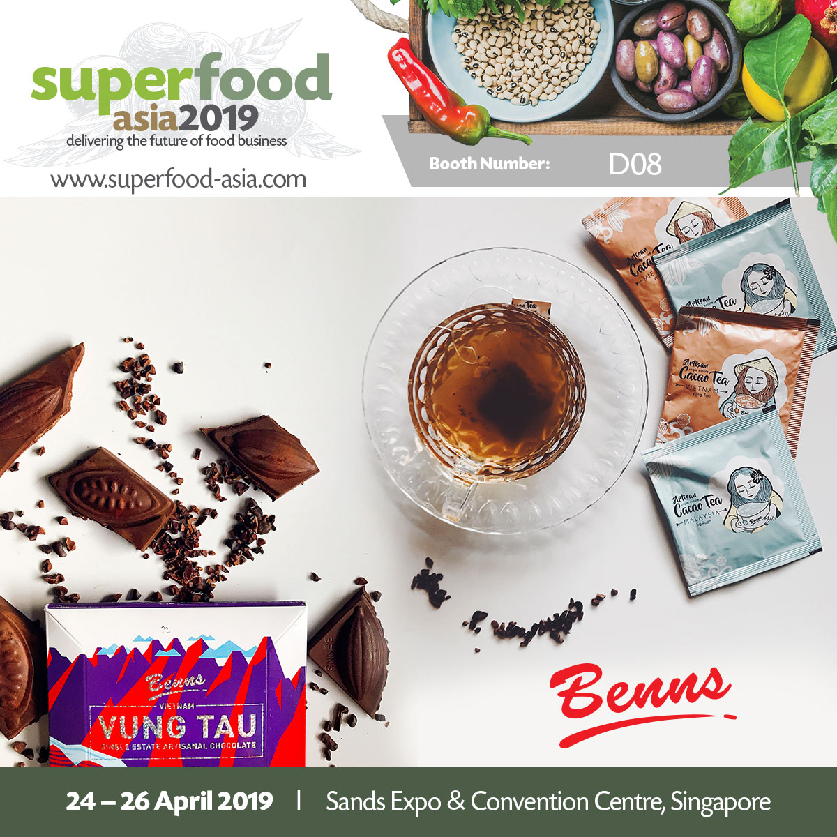 Exhibitor/Product Directory - Superfood Asia